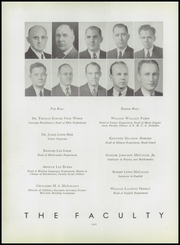 Page 14, 1942 Edition, McCallie High School - Pennant Yearbook (Chattanooga, TN) online yearbook collection