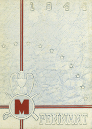 McCallie High School - Pennant Yearbook (Chattanooga, TN) online yearbook collection, 1944 Edition, Page 1