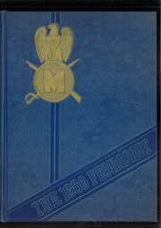 1950 Edition, McCallie High School - Pennant Yearbook (Chattanooga, TN)