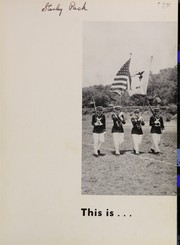 Page 5, 1953 Edition, McCallie High School - Pennant Yearbook (Chattanooga, TN) online yearbook collection