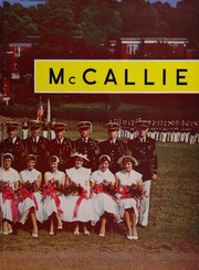 Page 7, 1953 Edition, McCallie High School - Pennant Yearbook (Chattanooga, TN) online yearbook collection