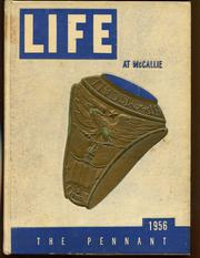 Page 1, 1956 Edition, McCallie High School - Pennant Yearbook (Chattanooga, TN) online yearbook collection