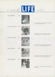 Page 6, 1956 Edition, McCallie High School - Pennant Yearbook (Chattanooga, TN) online yearbook collection