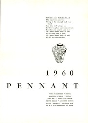 Page 5, 1960 Edition, McCallie High School - Pennant Yearbook (Chattanooga, TN) online yearbook collection