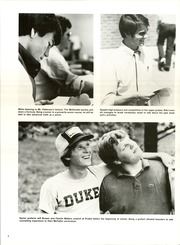 Page 8, 1981 Edition, McCallie High School - Pennant Yearbook (Chattanooga, TN) online yearbook collection