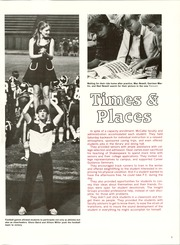 Page 9, 1981 Edition, McCallie High School - Pennant Yearbook (Chattanooga, TN) online yearbook collection