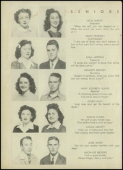 Page 10, 1945 Edition, Rogersville High School - Warrior Yearbook (Rogersville, TN) online yearbook collection