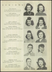 Page 11, 1945 Edition, Rogersville High School - Warrior Yearbook (Rogersville, TN) online yearbook collection