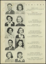 Page 14, 1945 Edition, Rogersville High School - Warrior Yearbook (Rogersville, TN) online yearbook collection