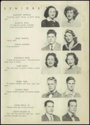 Page 15, 1945 Edition, Rogersville High School - Warrior Yearbook (Rogersville, TN) online yearbook collection