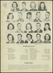 Page 6, 1945 Edition, Rogersville High School - Warrior Yearbook (Rogersville, TN) online yearbook collection