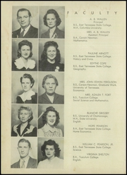 Page 8, 1945 Edition, Rogersville High School - Warrior Yearbook (Rogersville, TN) online yearbook collection