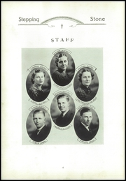 Page 10, 1936 Edition, Trousdale County High School - Stepping Stone Yearbook (Hartsville, TN) online yearbook collection