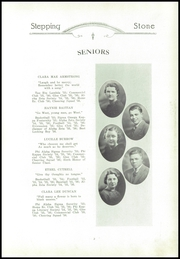 Page 13, 1936 Edition, Trousdale County High School - Stepping Stone Yearbook (Hartsville, TN) online yearbook collection