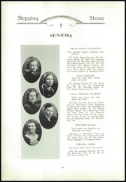 Page 14, 1936 Edition, Trousdale County High School - Stepping Stone Yearbook (Hartsville, TN) online yearbook collection