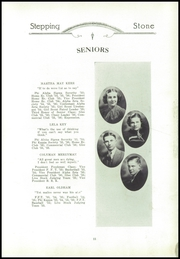 Page 15, 1936 Edition, Trousdale County High School - Stepping Stone Yearbook (Hartsville, TN) online yearbook collection