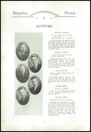 Page 16, 1936 Edition, Trousdale County High School - Stepping Stone Yearbook (Hartsville, TN) online yearbook collection