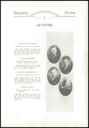 Page 17, 1936 Edition, Trousdale County High School - Stepping Stone Yearbook (Hartsville, TN) online yearbook collection