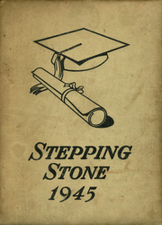 1945 Edition, Trousdale County High School - Stepping Stone Yearbook (Hartsville, TN)