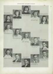 Page 10, 1945 Edition, Trousdale County High School - Stepping Stone Yearbook (Hartsville, TN) online yearbook collection