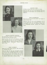 Page 14, 1945 Edition, Trousdale County High School - Stepping Stone Yearbook (Hartsville, TN) online yearbook collection