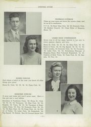 Page 15, 1945 Edition, Trousdale County High School - Stepping Stone Yearbook (Hartsville, TN) online yearbook collection