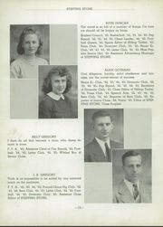 Page 16, 1945 Edition, Trousdale County High School - Stepping Stone Yearbook (Hartsville, TN) online yearbook collection
