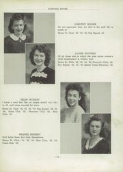 Page 17, 1945 Edition, Trousdale County High School - Stepping Stone Yearbook (Hartsville, TN) online yearbook collection
