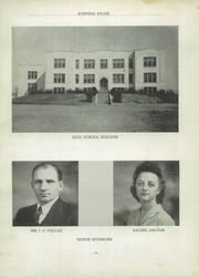 Page 8, 1945 Edition, Trousdale County High School - Stepping Stone Yearbook (Hartsville, TN) online yearbook collection