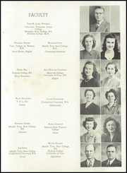 Page 11, 1949 Edition, Trousdale County High School - Stepping Stone Yearbook (Hartsville, TN) online yearbook collection