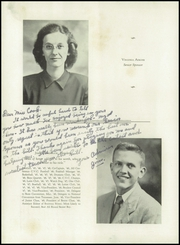 Page 14, 1949 Edition, Trousdale County High School - Stepping Stone Yearbook (Hartsville, TN) online yearbook collection
