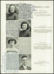 Page 16, 1949 Edition, Trousdale County High School - Stepping Stone Yearbook (Hartsville, TN) online yearbook collection