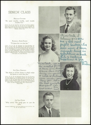 Page 17, 1949 Edition, Trousdale County High School - Stepping Stone Yearbook (Hartsville, TN) online yearbook collection