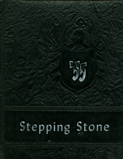 1955 Edition, Trousdale County High School - Stepping Stone Yearbook (Hartsville, TN)