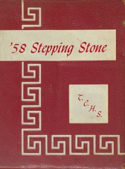 1958 Edition, Trousdale County High School - Stepping Stone Yearbook (Hartsville, TN)