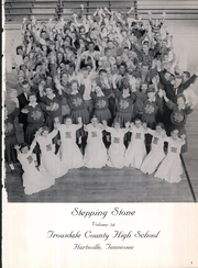 Page 5, 1960 Edition, Trousdale County High School - Stepping Stone Yearbook (Hartsville, TN) online yearbook collection