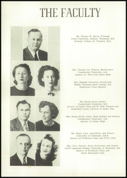Page 12, 1948 Edition, Watertown High School - Purple Tiger Yearbook (Watertown, TN) online yearbook collection