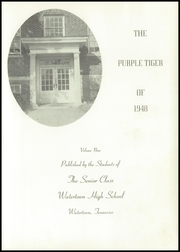 Page 7, 1948 Edition, Watertown High School - Purple Tiger Yearbook (Watertown, TN) online yearbook collection