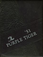1951 Edition, Watertown High School - Purple Tiger Yearbook (Watertown, TN)