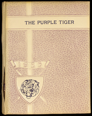 1955 Edition, Watertown High School - Purple Tiger Yearbook (Watertown, TN)