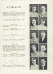 Page 17, 1950 Edition, North High School - Polaris Yearbook (Nashville, TN) online yearbook collection