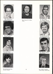 Page 12, 1972 Edition, North High School - Polaris Yearbook (Nashville, TN) online yearbook collection