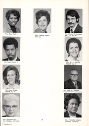 Page 13, 1972 Edition, North High School - Polaris Yearbook (Nashville, TN) online yearbook collection