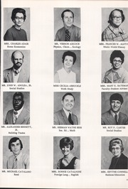 Page 13, 1974 Edition, North High School - Polaris Yearbook (Nashville, TN) online yearbook collection