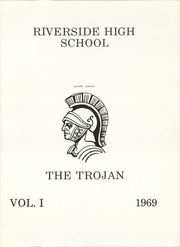 Page 5, 1969 Edition, Riverside High School - Trojan Yearbook (Chattanooga, TN) online yearbook collection