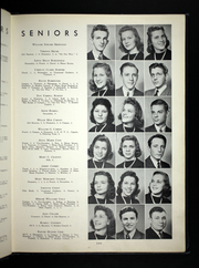 Page 17, 1941 Edition, West End High School - Zephyr Yearbook (Nashville, TN) online yearbook collection