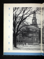 Page 6, 1941 Edition, West End High School - Zephyr Yearbook (Nashville, TN) online yearbook collection