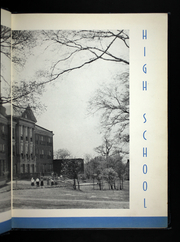 Page 7, 1941 Edition, West End High School - Zephyr Yearbook (Nashville, TN) online yearbook collection