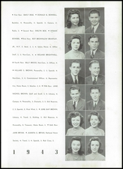 Page 17, 1943 Edition, West End High School - Zephyr Yearbook (Nashville, TN) online yearbook collection