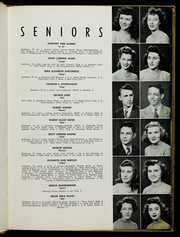 Page 15, 1944 Edition, West End High School - Zephyr Yearbook (Nashville, TN) online yearbook collection